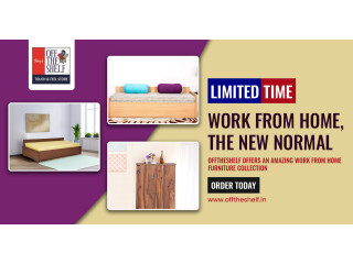 Wooden Beds Online Mumbai - Offtheshelf