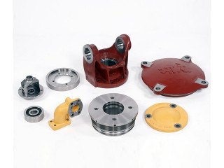 Cast Iron Casting Manufacturers and Suppliers - Bakgiyam Engineering