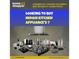 Buy Indian Kitchen Appliance's online - homeshopperpro